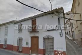 Casa Arias: Stadswoning te koop in Arboleas, Almeria
