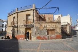Casa Magia: Town House for sale in Arboleas, Almeria