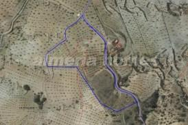 Parcela Marta: Land for sale in Albox, Almeria