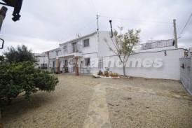 Cortijo Roxy: Country House for sale in Taberno, Almeria