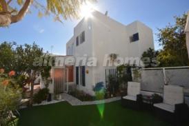 Villa Mojacar: Villa en venta en Mojacar Playa, Almeria