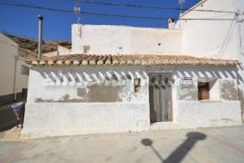Casa Supreme: Town House for sale in Partaloa, Almeria