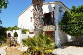 Cortijo Helena: Country House for sale in Los Gallardos, Almeria