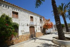 Cortijo Arbol: Country House for sale in Arboleas, Almeria