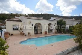 Villa Animal: Villa a vendre en Albanchez, Almeria