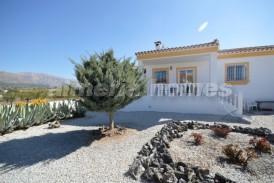 Villa Blancos: Villa for sale in Chirivel, Almeria