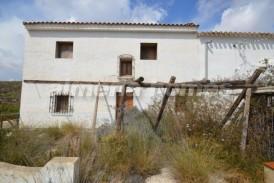 Cortijo Coffee: Casa de Campo en venta en Albox, Almeria