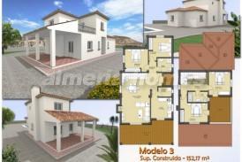 Villa Abril 3: Villa for sale in Huercal-Overa, Almeria
