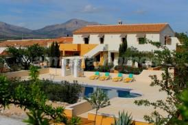 Cortijo Belgica: Country House for sale in Chirivel, Almeria
