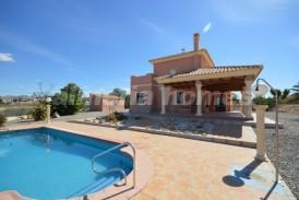 Villa Gold: Villa te koop in Albox, Almeria