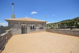 Villa Pedrero: Villa a vendre en Purchena, Almeria