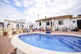 Villa Medusa: Villa for sale in Arboleas, Almeria