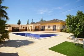 Villa Xylem: Villa for sale in Zurgena, Almeria