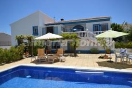 Villa Grapevines: Villa a vendre en Chirivel, Almeria