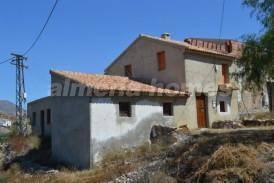 Cortijo Panda: Country House for sale in Albox, Almeria