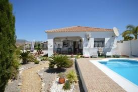 Villa Sapphire: Villa for sale in Cantoria, Almeria