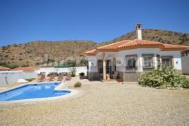Villa Tamara: Villa for sale in Arboleas, Almeria