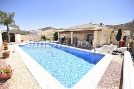 Villa Iguana: Villa te koop in Arboleas, Almeria