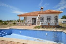 Villa Topaz: Villa for sale in Albox, Almeria