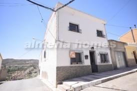 Casa Picasso: Stadswoning te koop in Cantoria, Almeria