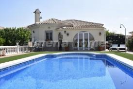 Villa Palladium: Villa a vendre en Arboleas, Almeria