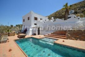Cortijo del Cura: Casa de Campo en venta en Tabernas, Almeria