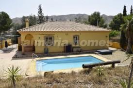 Villa Bella: Villa te koop in Almanzora, Almeria