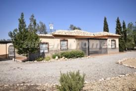 Villa Pineapple: Villa a vendre en Albox, Almeria