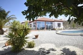 Villa Naranjos: Villa a vendre en Albox, Almeria