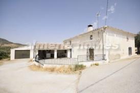 Cortijo Goza: Casa de Campo en venta en Oria, Almeria