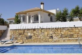 Villa Haya: Villa te koop in Albox, Almeria
