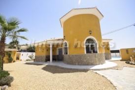 Villa Starfish: Villa te koop in Partaloa, Almeria