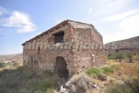 Cortijo Lalita: Maison de campagne a vendre en Albox, Almeria