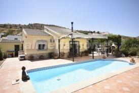 Villa Palacios: Villa en venta en Albanchez, Almeria