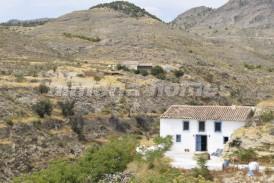 Cortijo y Molino el Cielo: Country House for sale in Oria, Almeria