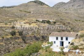 Cortijo y Molino el Cielo: Country House for sale in Oria, Almeria