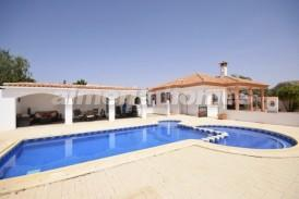 Villa Platinum: Villa for sale in Albox, Almeria