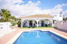 Villa Pajares: Villa en venta en Albox, Almeria
