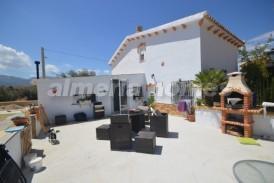 Cortijo Tranquilo: Maison de campagne a vendre en Seron, Almeria