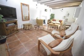 Casa Mirada: Casa de Pueblo en venta en Sierro, Almeria
