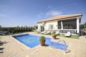 Villa Jewelfish: Villa a vendre en Albox, Almeria