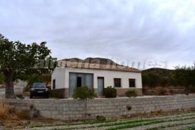 Casa Diamond: Landhuis te koop in Somontin, Almeria
