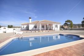 Villa Napoleon: Villa a vendre en Albox, Almeria