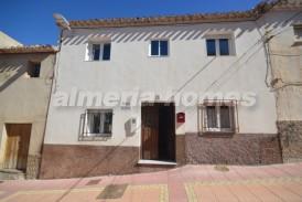 Casa Sebastian: Town House for sale in Tijola, Almeria