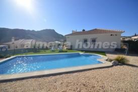Villa Jasmine: Villa a vendre en Arboleas, Almeria