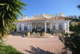 Villa Beauty: Villa a vendre en Cantoria, Almeria