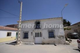 Casa Margen : Maison de ville a vendre en Oria, Almeria