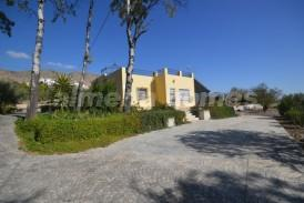 Villa Bloom: Villa a vendre en Somontin, Almeria