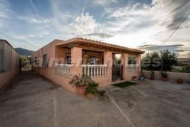 Villa Tintin: Villa for sale in Turre, Almeria