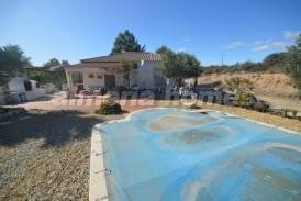 Cortijo Emilia: Country House for sale in Zurgena, Almeria